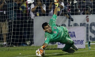 Nahuel Guzman Save