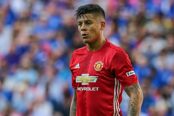 Marcos ROJO injured for Argentina and Manchester United until 2018 ...