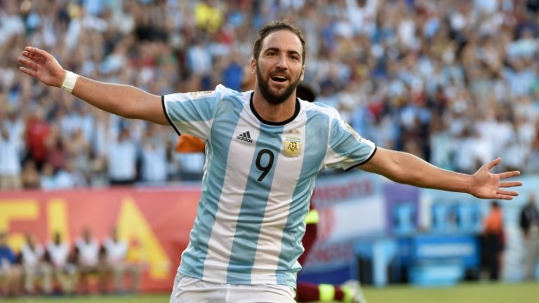 Image result for higuain argentina