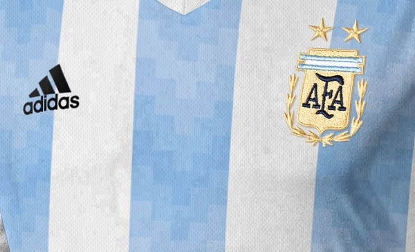 ee97f93e267 Leaked Argentina shirt for 2018 World Cup – Mundo Albiceleste