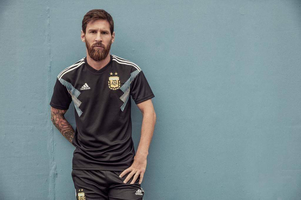 b78324f3ed6 Argentina World Cup away shirt released – Mundo Albiceleste