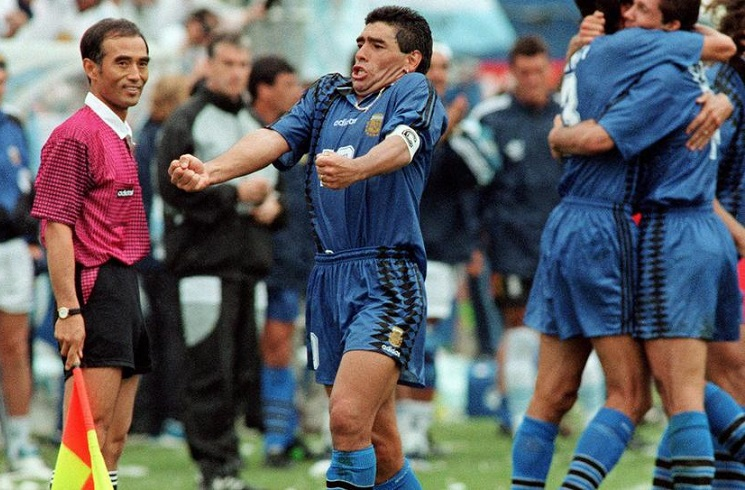 World Cup countdown: 50 days, Argentina moment number 34 ...