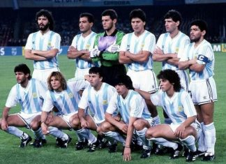 Argentina 1990 FIFA World Cup