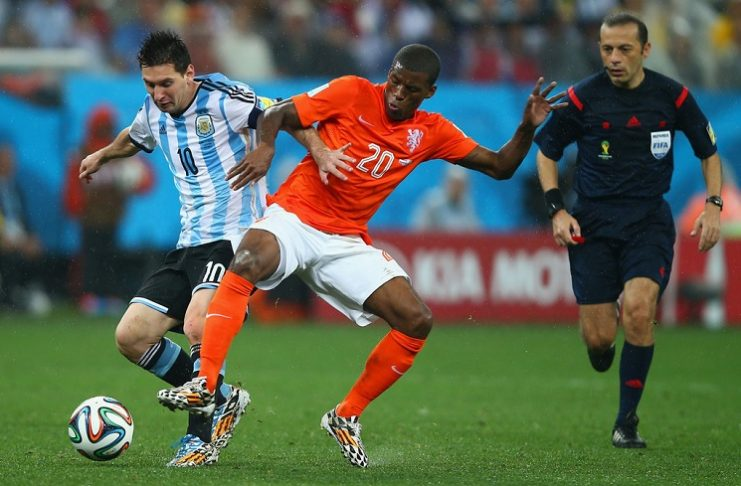 Argentina Netherlands World Cup Lionel Messi
