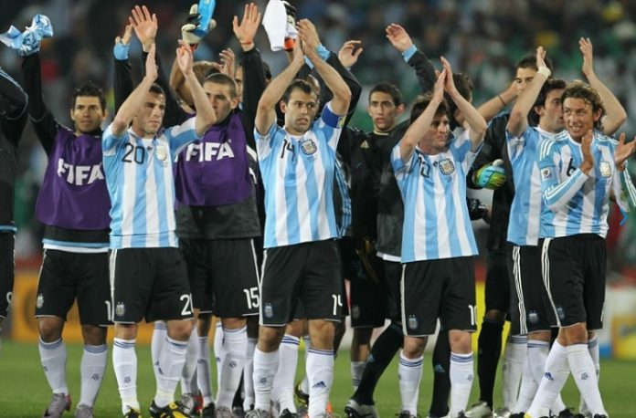 Argentina FIFA 2010 World Cup