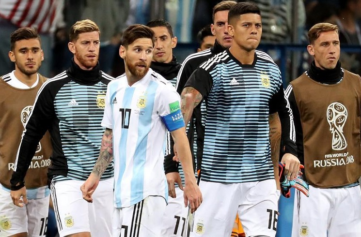 Nigeria vs Argentina: Messi frustrated, desperate ahead of Super Eagles clash