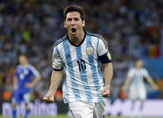 Lionel Messi Argentina birthday