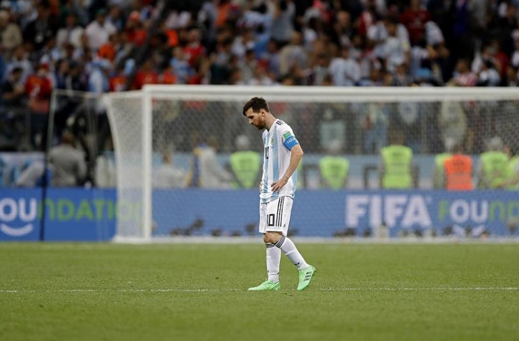 Rumors of Lionel MESSI and several players retiring from Argentina ... 6daff4a60