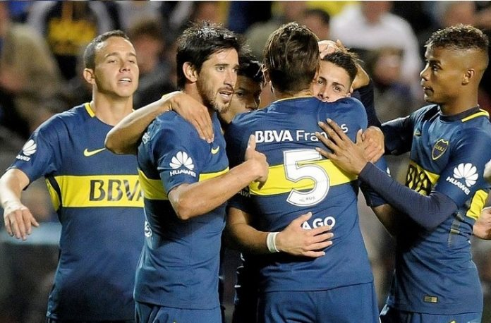 Boca Juniors Superliga