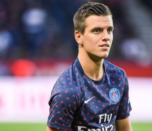 Giovani Lo Celso PSG