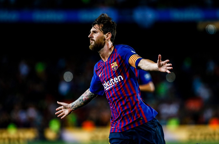 Lionel messi scores sensational free kick in fc barcelona win lionel messi fc barcelona stopboris Choice Image