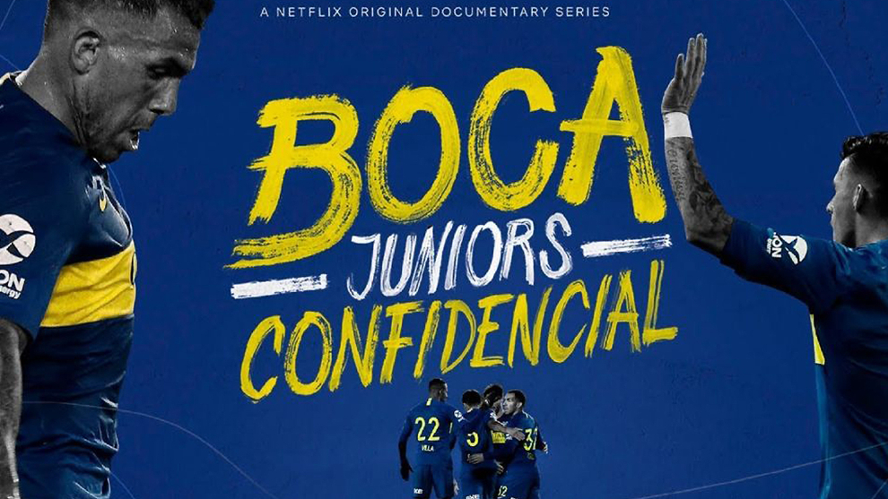 Argentina Club Boca Juniors Confidential Documentary