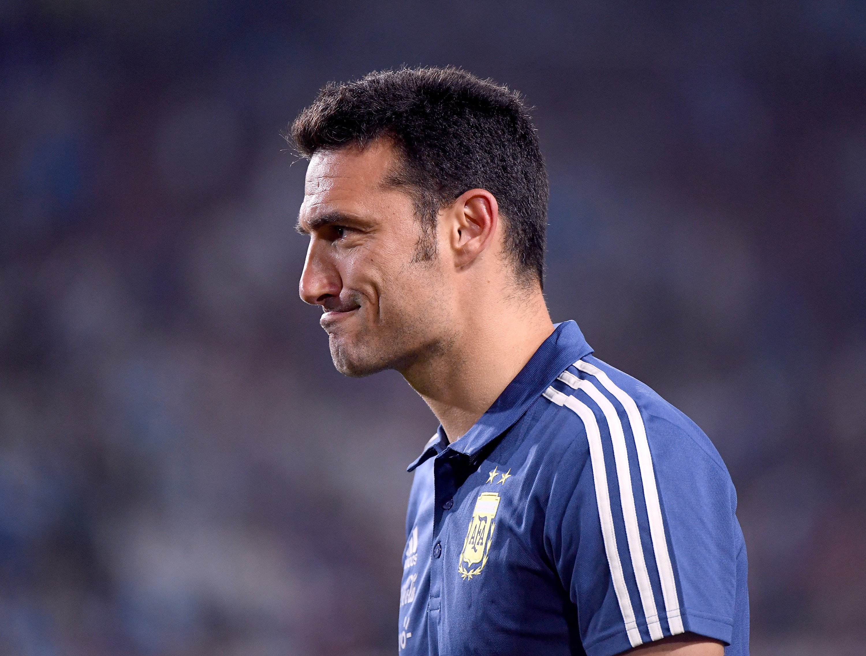 Argentina boss says No. 10 shirt 'exclusively' Lionel Messi's until future decided