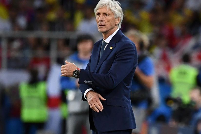 Jose Pekerman quits as Colombia coach