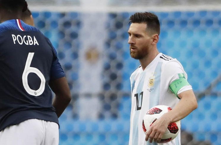 """Argentina coach Lionel SCALONI  """"Lionel MESSI will not be called-up ... 85a926365"""