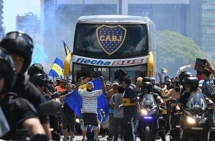 'Shameful': Copa Libertadores final postponed for second time
