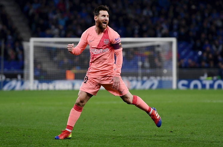 Lionel Messi only has one skill: Pele