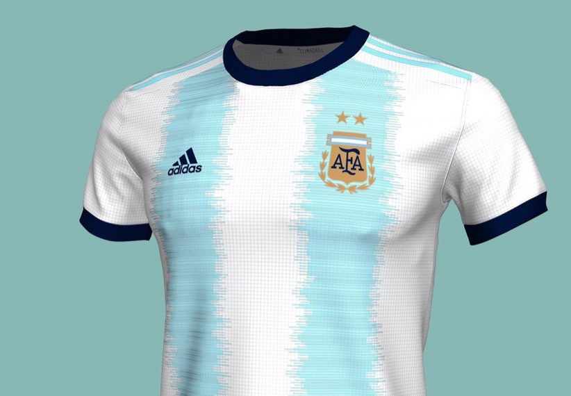 24a9dd35487 Argentina kit leaked for 2019 Copa America – Mundo Albiceleste