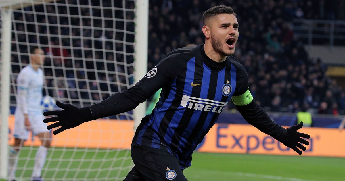 Mauro Icardi's wife gives Chelsea hopes of landing striker