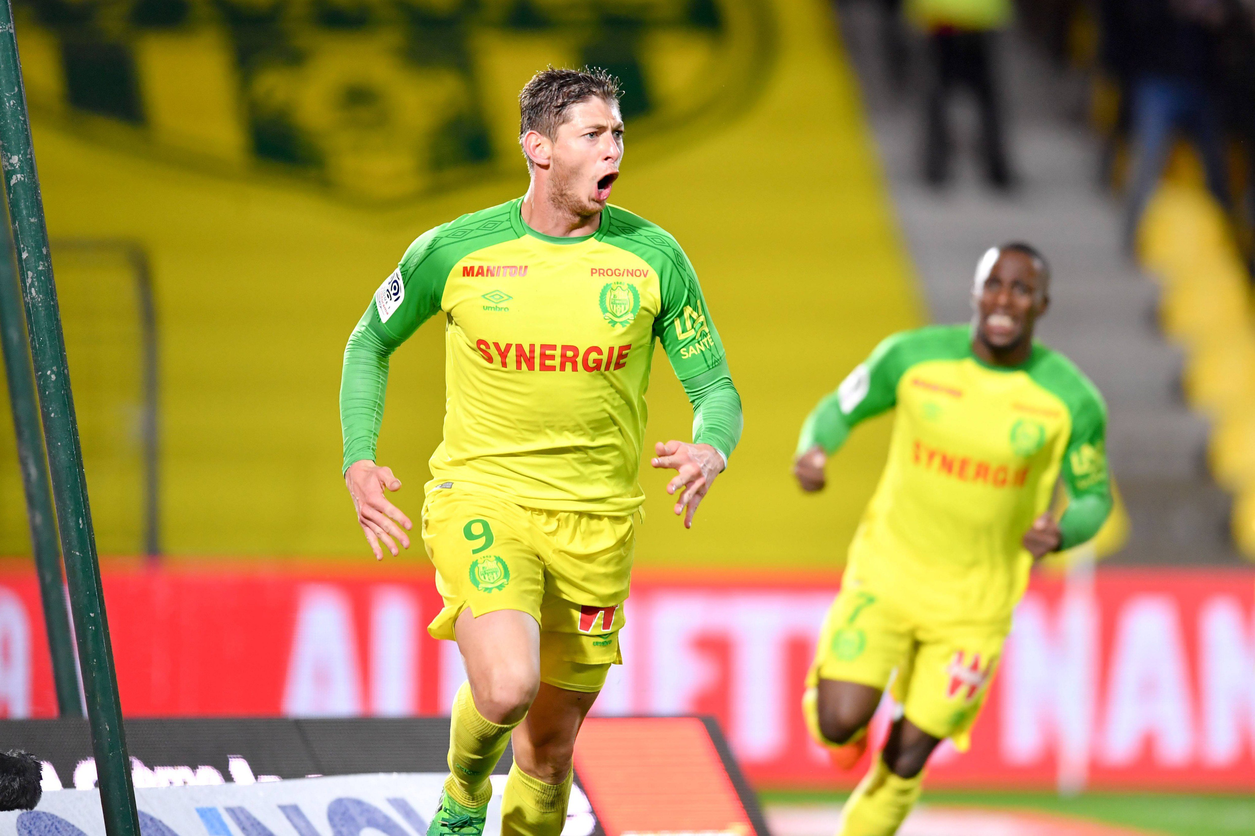 Emiliano Sala delighted with Cardiff move