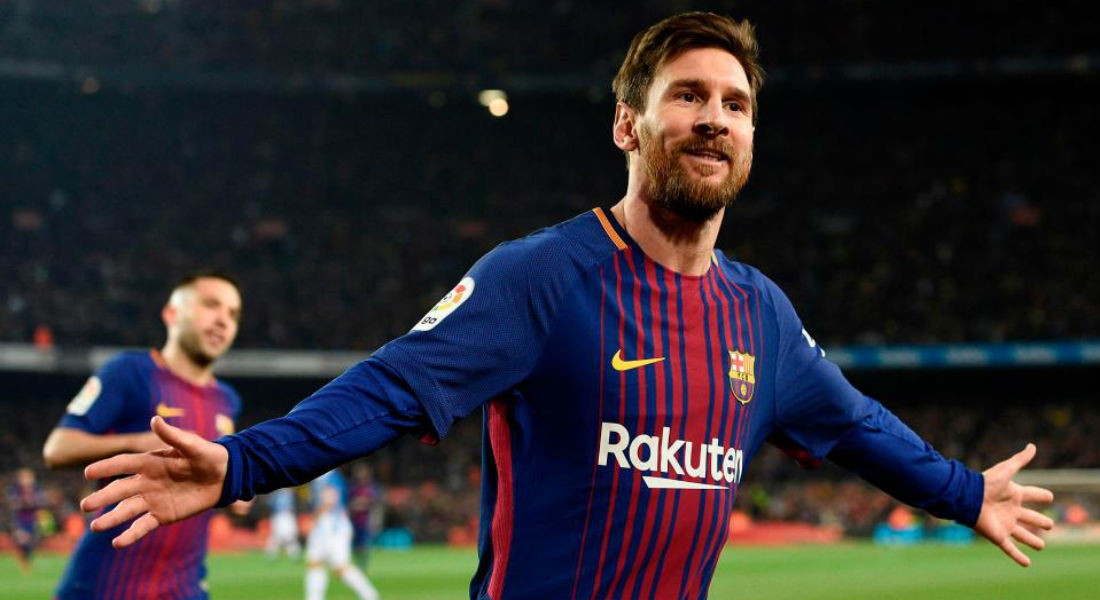 Chelsea forward Hazard: There is only one goat, Leo Messi