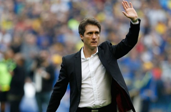 Guillermo Barros Schelotto LA Galaxy