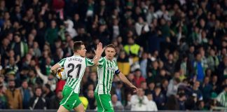Giovani Lo Celso Real Betis