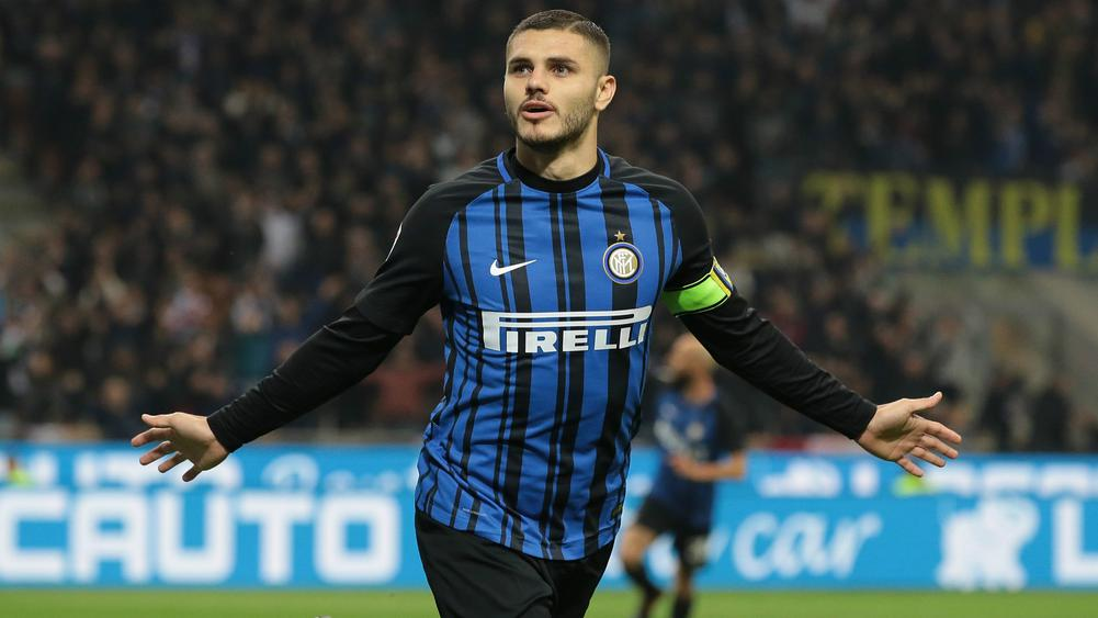 Icardi stripped of Inter Milan captaincy