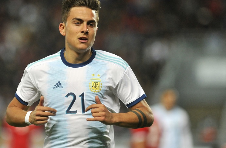 "e00ab888e Paulo DYBALA talks about Argentina victory  ""The team won and gave ..."