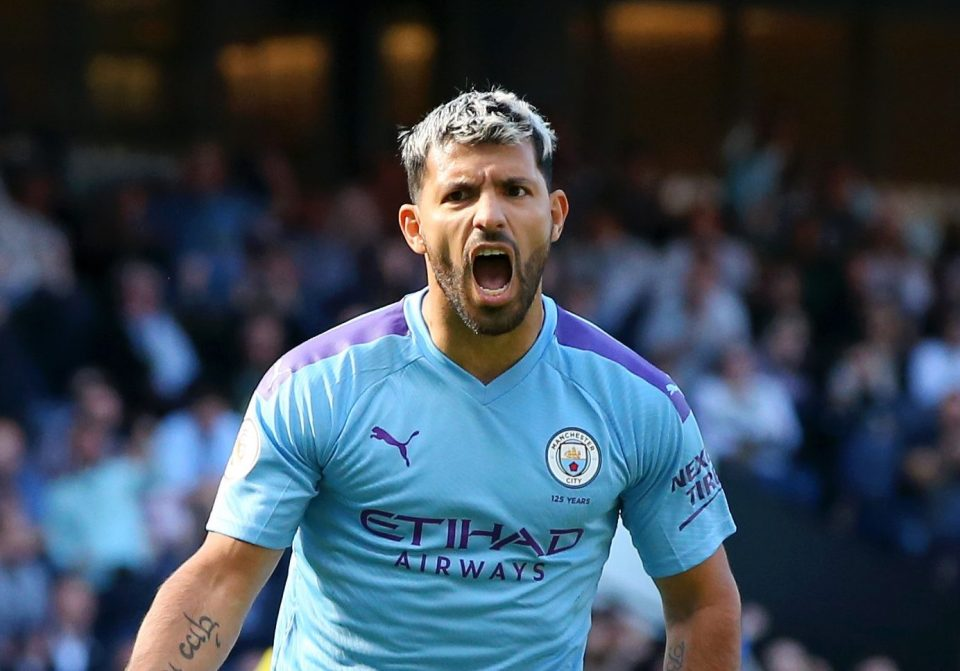 Manchester City hit Watford for eight in English Premier League