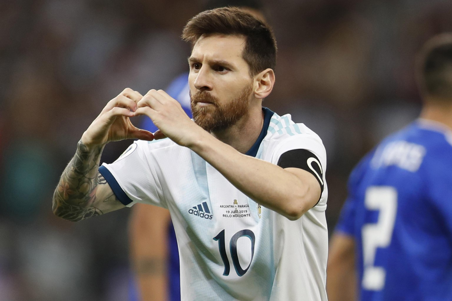 Lionel Messi returns to Argentina squad after ban