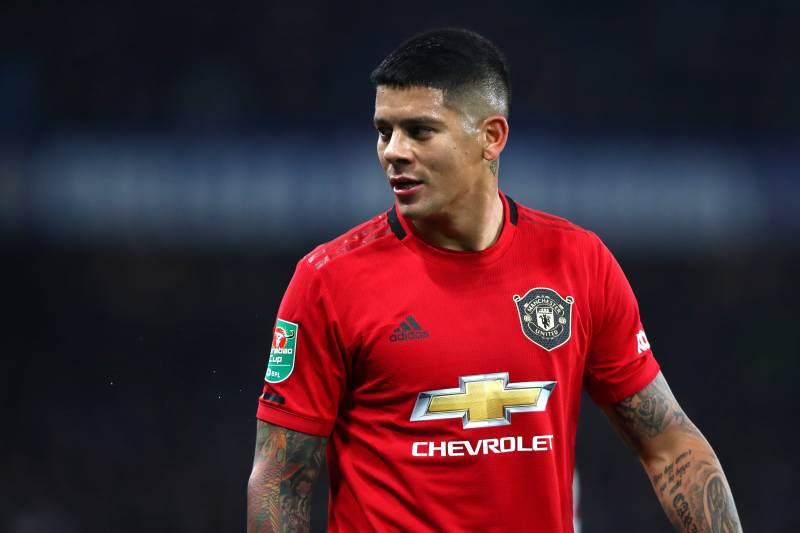 Marcos Rojo joins Estudiantes de la Plata on loan from Manchester United