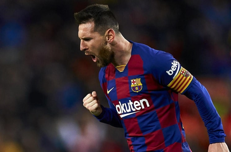 Messi, Hamilton win big Laureus Award