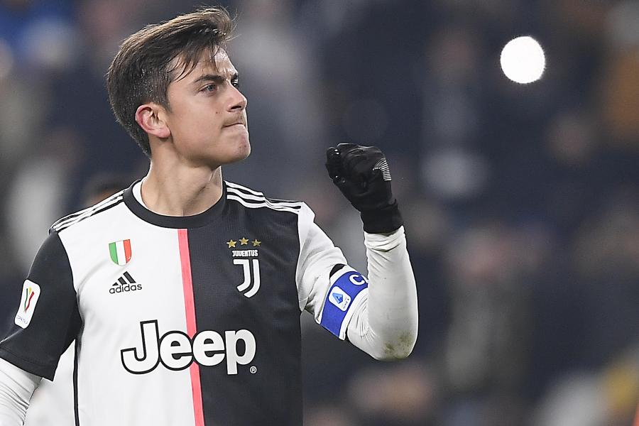 Juventus star Dybala tests positive for coronavirus