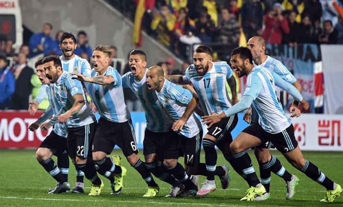 Penalty Celebrations