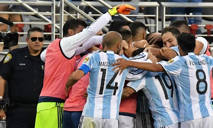 Argentina Celebration