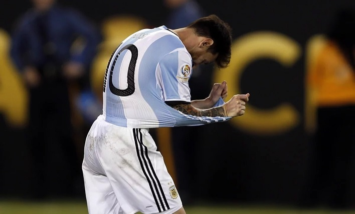 Lionel Messi Penalty