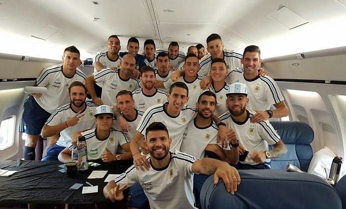 Argentina Team