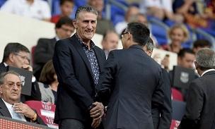 Edgardo Bauza Barcelona