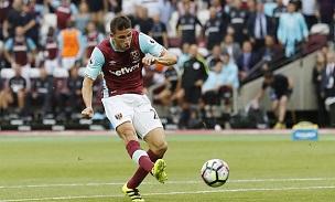Jonathan Calleri West Ham