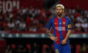 Lionel Messi Super Cup
