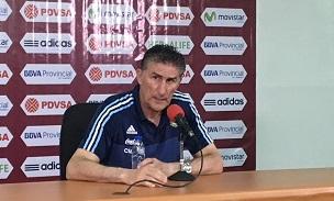 Edgardo Bauza Press Conference