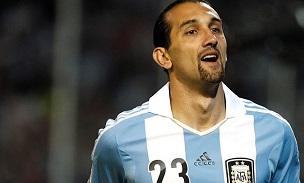 Hernan Barcos Argentina