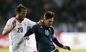 Lionel Messi Uruguay
