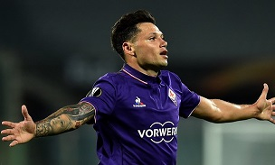 Mauro Zarate Fiorentina