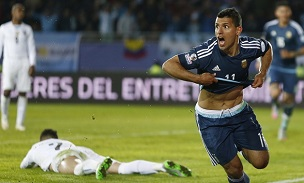Sergio Aguero Uruguay