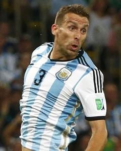 Hugo Campagnaro Argentina