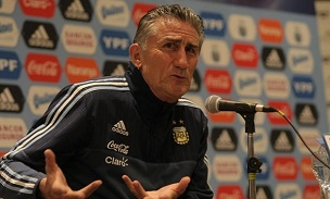 Edgardo Bauza Press Conference