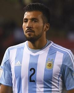 Ezequiel Garay Argentina