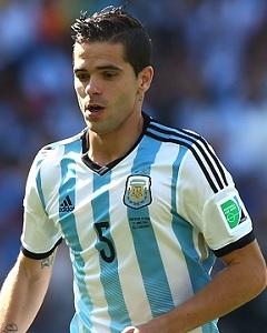 Fernando Gago Argentina